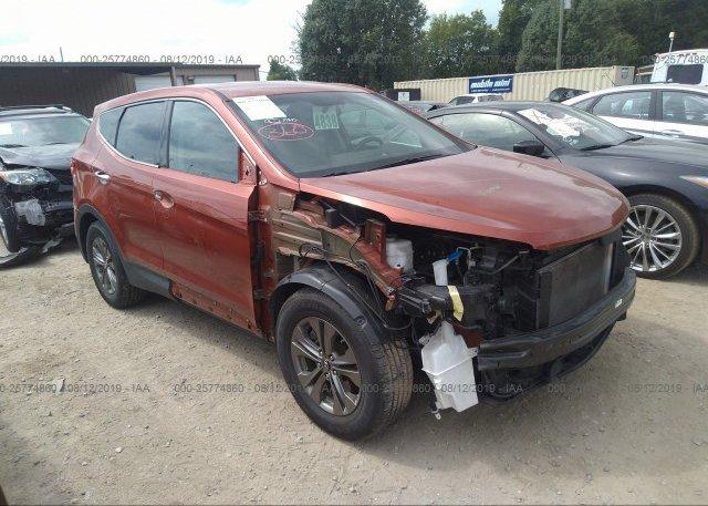 Inventory #770992898 2014 Hyundai SANTA FE SPORT