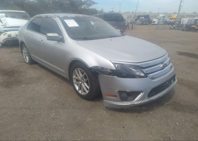 Inventory #304472452 2011 FORD FUSION