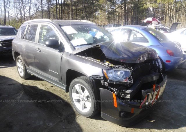 Inventory #578943413 2016 JEEP COMPASS