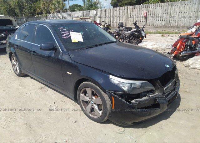 Inventory #430014669 2008 BMW 528