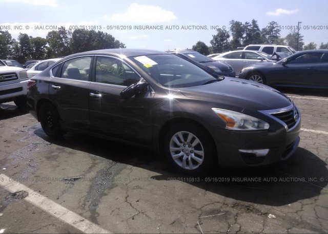 Inventory #783048443 2013 Nissan ALTIMA