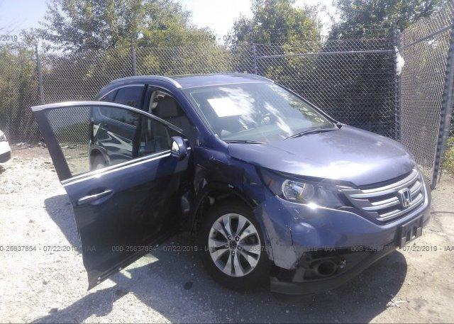 Inventory #101769103 2012 Honda CR-V