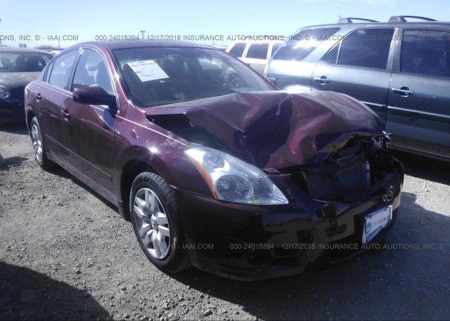 Inventory #165704641 2011 Nissan ALTIMA