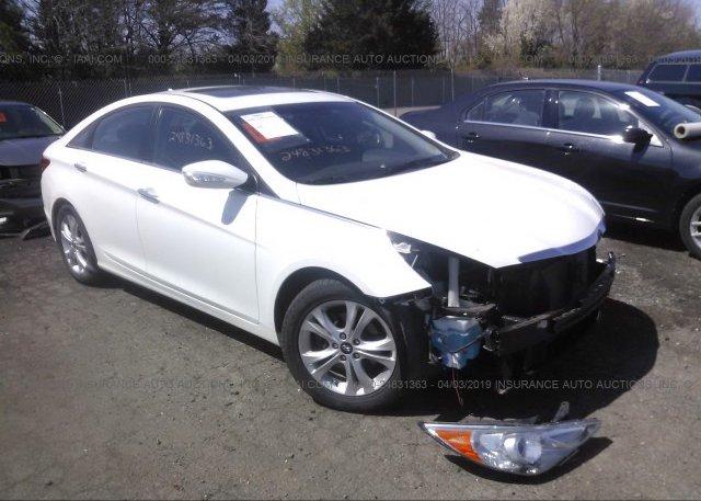 Inventory #977733262 2011 Hyundai SONATA