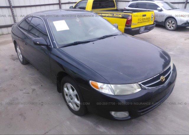 Inventory #819112858 2001 Toyota CAMRY SOLARA