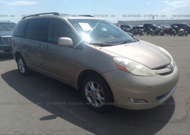 Inventory #308825078 2006 Toyota SIENNA