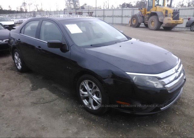 Inventory #875439329 2012 FORD FUSION