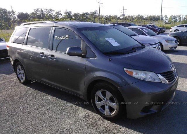 Inventory #255053678 2011 Toyota SIENNA