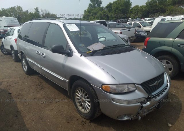 Inventory #836875876 2000 Chrysler TOWN & COUNTRY