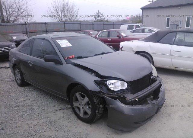 Inventory #330228025 2004 Honda CIVIC