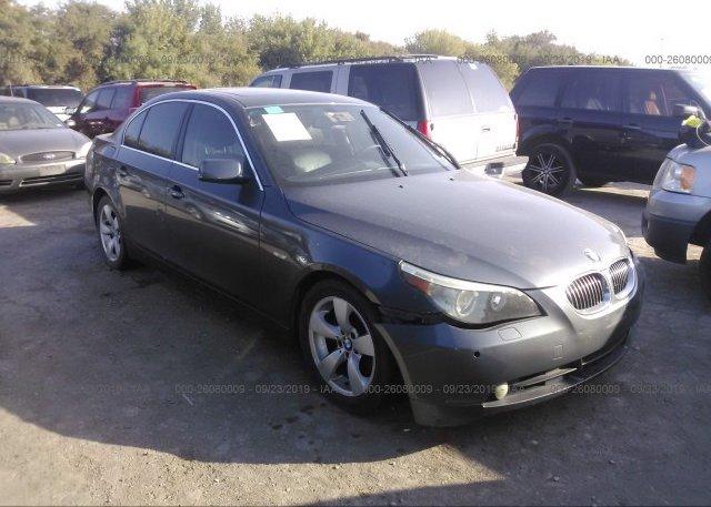 Inventory #514810624 2007 BMW 530