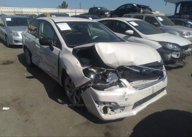 Inventory #143876498 2015 Subaru IMPREZA