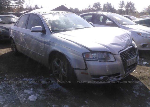 Inventory #845603469 2006 AUDI A4