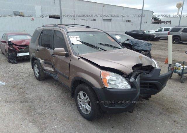 Inventory #606287692 2003 Honda CR-V