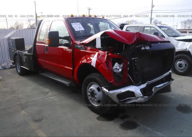 Inventory #601310170 2016 FORD F350