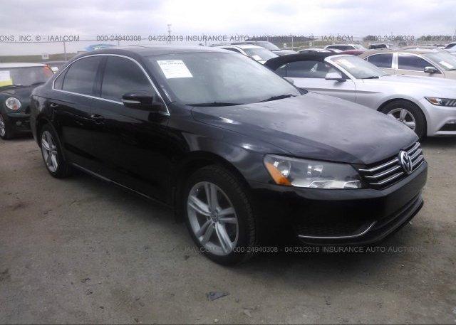 Inventory #291599029 2014 Volkswagen PASSAT