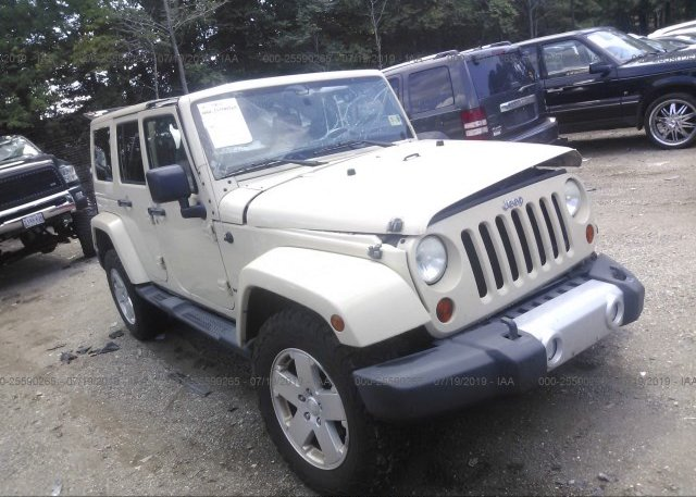 Inventory #426535210 2011 JEEP WRANGLER UNLIMITE