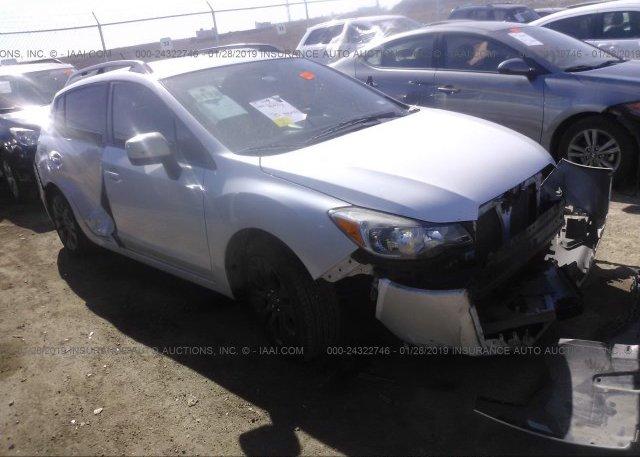 Inventory #100465286 2013 Subaru IMPREZA