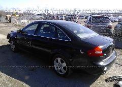 2002 AUDI A6 - WAULT64B82N033138 [Angle] View