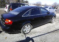 2002 AUDI A6 - WAULT64B82N033138 rear view
