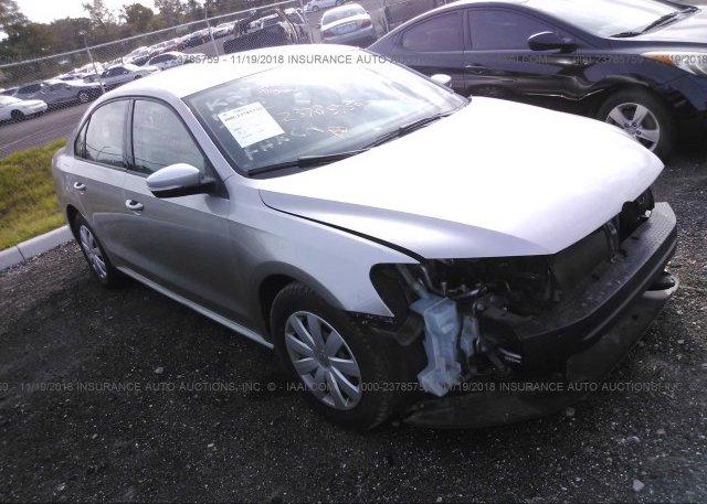 Inventory #694201687 2013 Volkswagen PASSAT