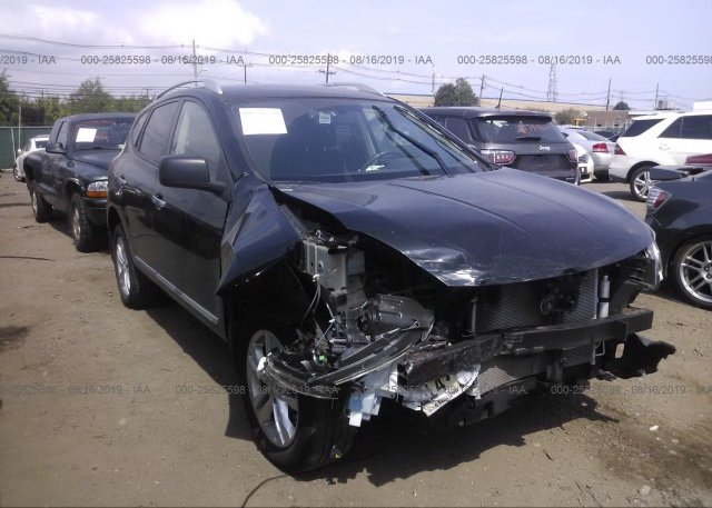 Inventory #100776784 2015 Nissan ROGUE SELECT