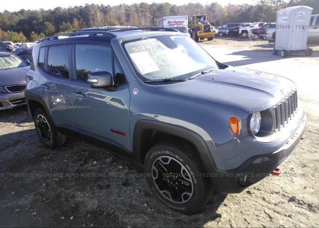 Inventory #142059812 2016 JEEP RENEGADE
