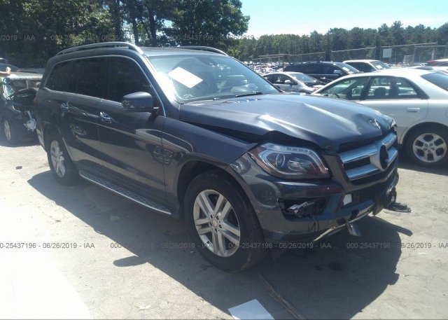 Inventory #212711138 2013 Mercedes-benz GL