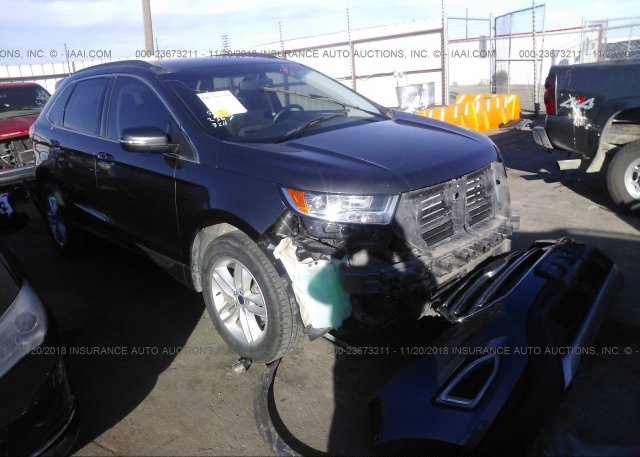 Inventory #865688056 2017 FORD EDGE