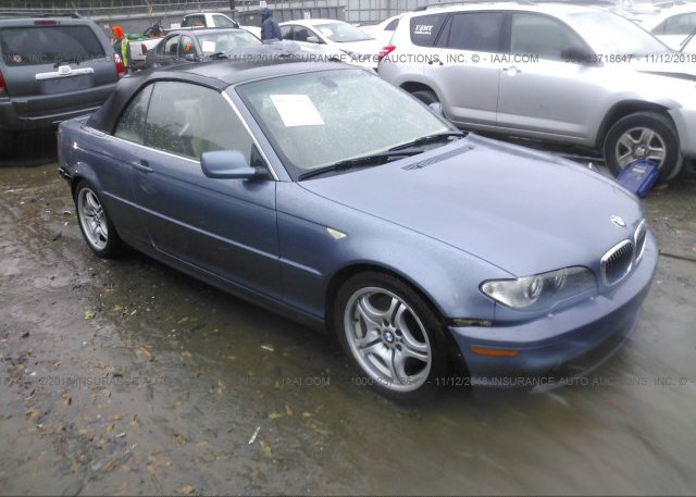 Inventory #637826259 2004 BMW 330