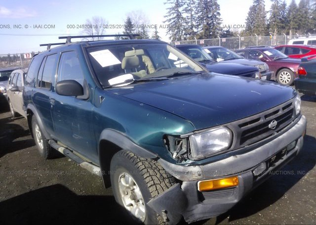 Inventory #385287355 1997 Nissan PATHFINDER