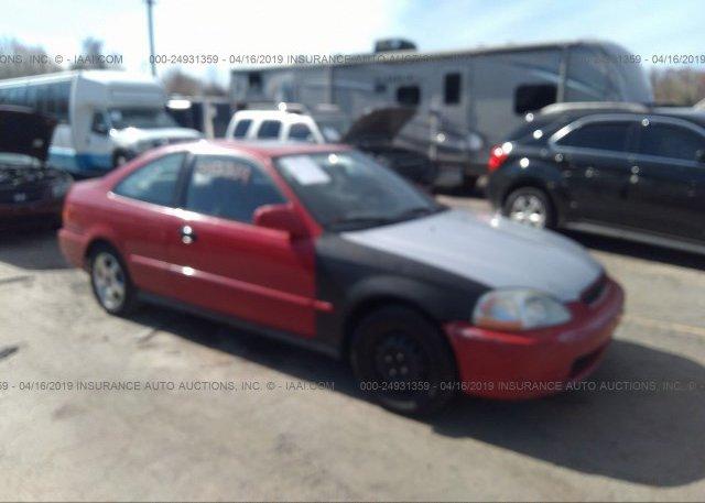 Inventory #161634188 1998 Honda CIVIC