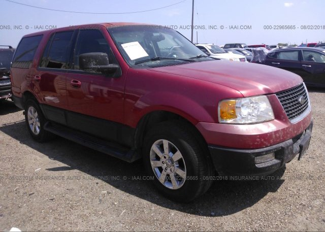 Inventory #321785262 2003 FORD EXPEDITION