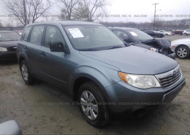 Inventory #751068735 2009 Subaru FORESTER
