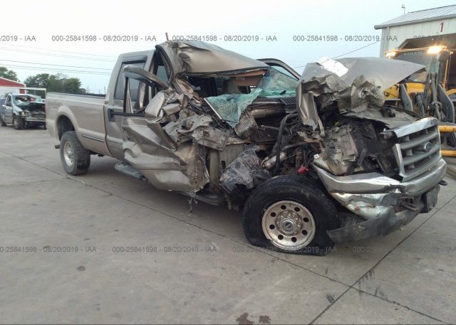 Inventory #625752930 2003 FORD F350