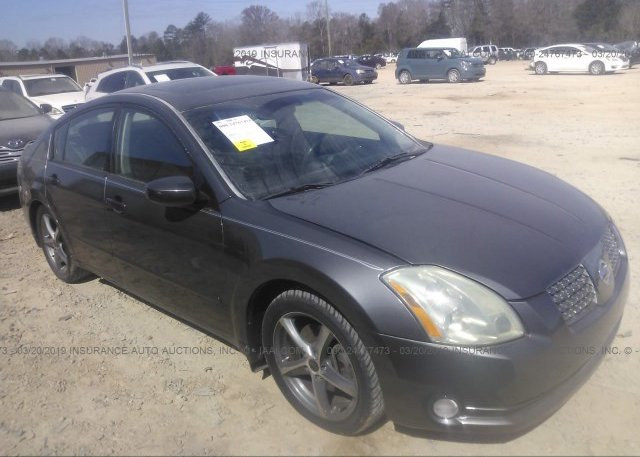 Inventory #446790416 2005 Nissan MAXIMA