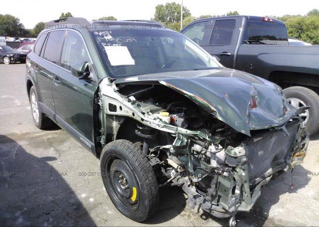 Inventory #787857272 2011 Subaru OUTBACK
