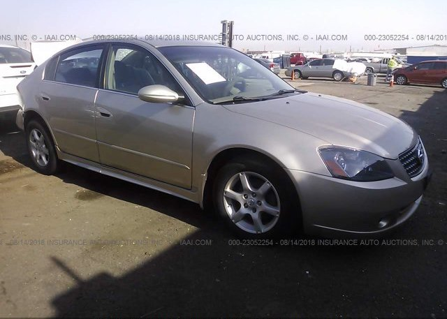 1n4al11d75n446911 Salvage Gold Nissan Altima At Henderson Nv On