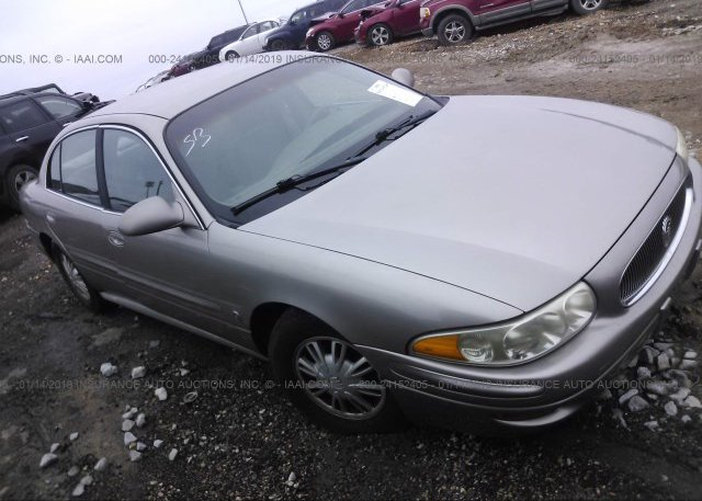 Inventory #249070074 2002 Buick LESABRE