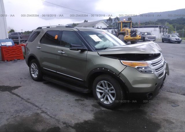 Inventory #503473793 2013 FORD EXPLORER