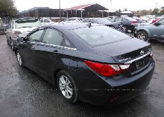 2014 Hyundai SONATA - 5NPEB4AC9EH820765 [Angle] View