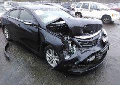 2014 Hyundai SONATA - 5NPEB4AC9EH820765 detail view
