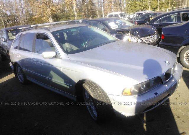 Inventory #987682701 2001 BMW 525