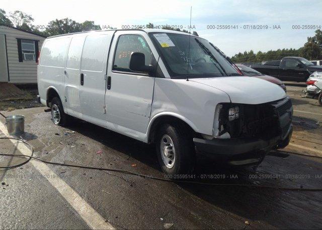Inventory #772692721 2016 Chevrolet EXPRESS G2500