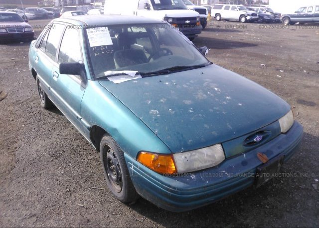Inventory #635091833 1995 FORD ESCORT