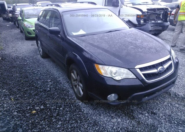 Inventory #405772822 2008 Subaru OUTBACK