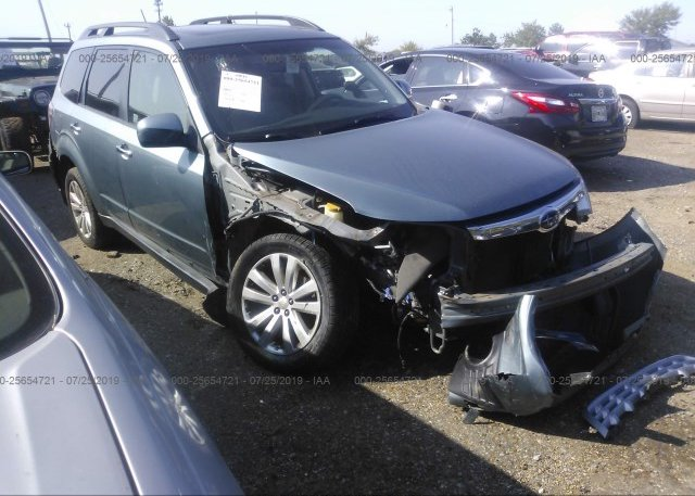 Inventory #783561647 2011 Subaru FORESTER