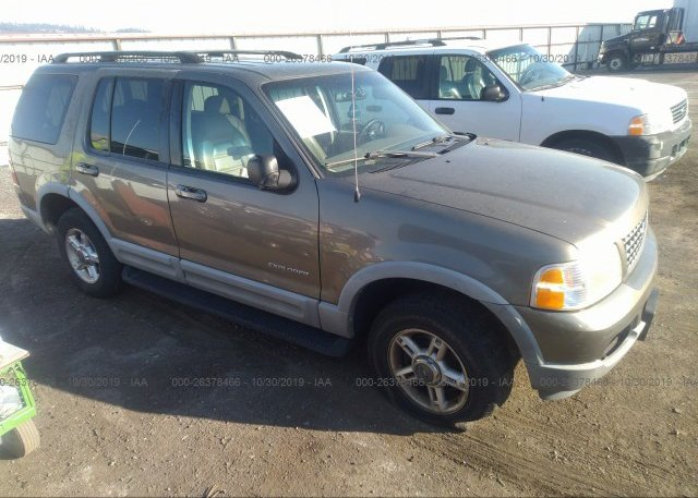 Inventory #339251649 2002 FORD EXPLORER