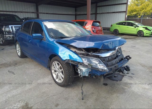 Inventory #783385837 2012 FORD FUSION