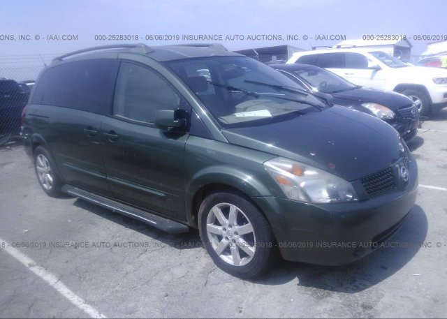 Inventory #487298097 2004 NISSAN QUEST